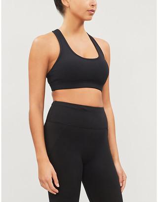 Lorna Jane Comfort stretch-jersey sports bra