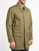John Lewis Bonded Cotton Mac