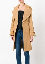 See by Chloe Lightweight Trench Pink Camel