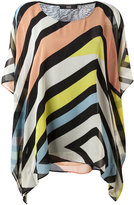 Steffen Schraut striped blouse - women - Polyester - 36