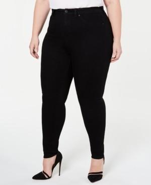 Celebrity Pink Trendy Plus Size Curvy High Rise Jean