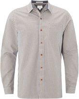 White Stuff Quartz Grindle Check Ls Shirt