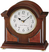 Seiko Brown Tabletop Clock QXJ012BLH
