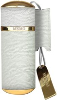 Memo White Leather Purse Spray