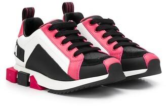 Dolce & Gabbana Block Color Sneakers