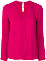 Marc Cain v-neck blouse