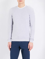 HUGO BOSS Crewneck knitted jumper