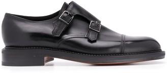 John Lobb William New monk shoes