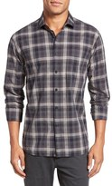 Billy Reid Men's John T Standard Fit Check Sport Shirt