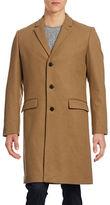 Tiger Of Sweden Wool-Blend Overcoat