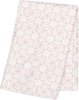 TREND LAB, LLC Trend Lab Pink Circles Deluxe Swaddle Blanket