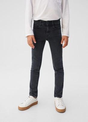 MANGO Slim-fit jeans