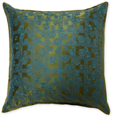 Ann Gish Embroidered Lace Pillow