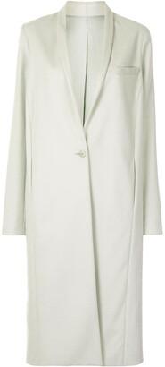 Lapointe Brushed Wool Coat