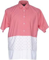 DSQUARED2 Shirts - Item 38659466