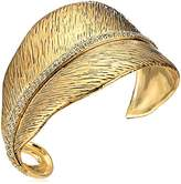House Of Harlow Gold Cedro Cuff Bracelet