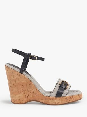 LK Bennett Sky Wedge Sandals