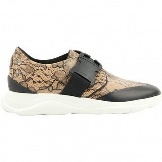 Christopher Kane Multicolour Leather Trainers