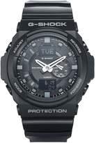 G-Shock Casio G Shock Black Alarm Chronograph Mens Watch
