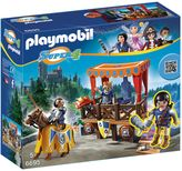 Playmobil Super 4 Royal Tribune With Alex 6695