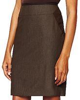 JCPenney Worthington® Diamond Inset Pencil Skirt