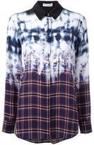 Altuzarra plaid shirt - women - Silk - 40