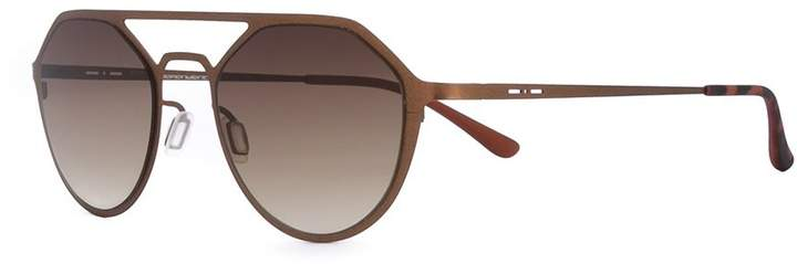 Italia Independent aviator sunglasses