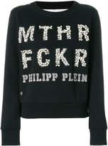 Philipp Plein Metro Blue sweatshirt