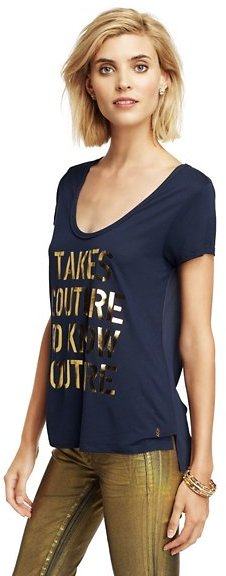 Juicy Couture Takes Couture Tee