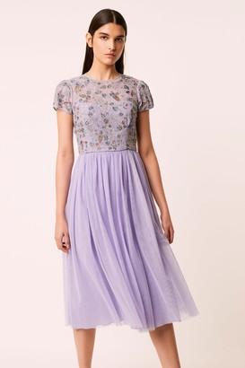 French Connenction Diya Lace Mix Bridesmaid Dress