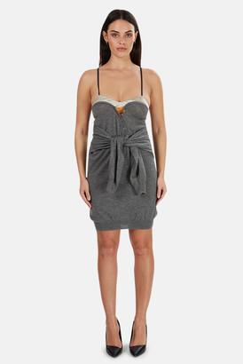 3.1 Phillip Lim Bralet Sweater Dress