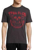 True Religion Cotton Skull Tee