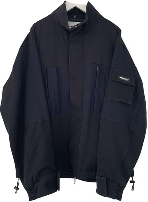 Ambush Navy Wool Jackets