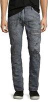 Diesel Krooley CB 0682L JoggJeans, Gray