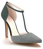 Women's Shoes Of Prey D'Orsay T-Strap Pump
