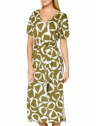 Gant Women's D1. Cresent Bloom Jersey Dress
