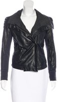 A.L.C. Leather Biker Jacket