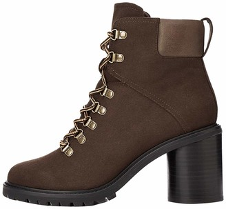 Find. Amazon Brand Chunky Hiker Ankle Boots