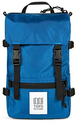 Topo Designs Rover Pack - Mini (Black/Black) Backpack Bags