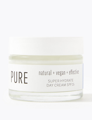 Icons PureMarks and Spencer Super Hydrate Day Cream SPF 15 50ml