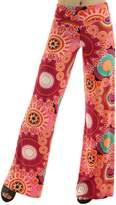 LA Palazzo Uptown Womens Fold Over Waist Wide Leg Palazzo Plus Size Pants Made in USA - 2 (XXXL, )