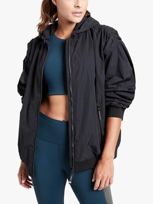 Athleta Oversized Jacket, Black