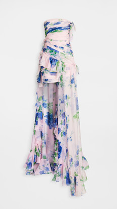 Philosophy di Lorenzo Serafini High Low Gown
