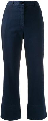 Henrik Vibskov straight-leg trousers