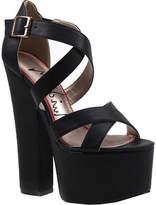 Luichiny Jaw Dropper Platform Sandal (Women's)
