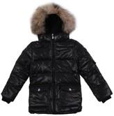 Pyrenex Shiny Authentic fur down jacket