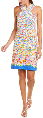 Leggiadro Pique Shift Dress