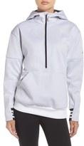 adidas Women's Sport Id Bonded Fleece Half Zip Hoodie