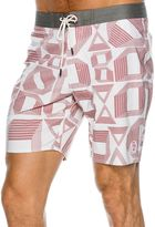 RVCA Barry Iii Boardshort