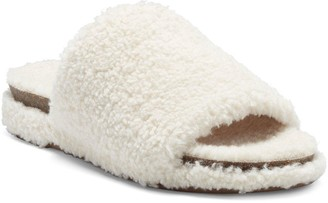 Faux Shearling Slipper